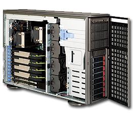 Servidor Formato Rack 4U