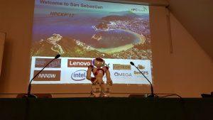 HPCKP HPC Knowledge Meeting San Sebastián Flytech Intel