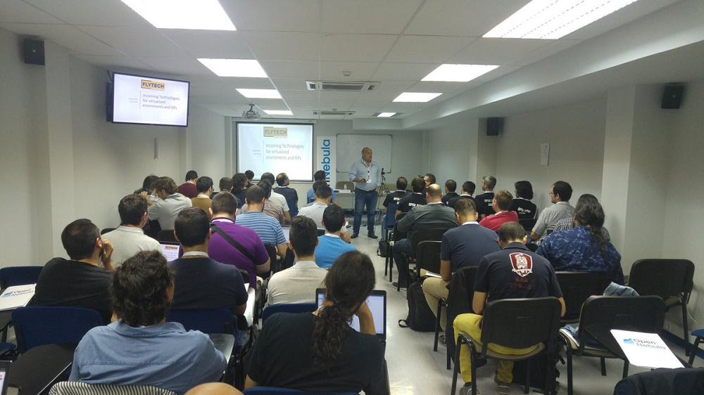 Flytech participó en el OpenNebula TechDay 2017 en Barcelona