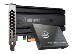 intel optane memory demo
