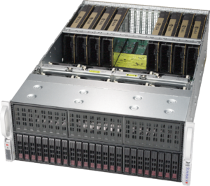 supermicro server servidor gpu nvidia