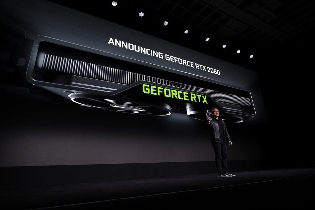 NVIDIA presenta la nueva NVIDIA GeForce RTX 2060