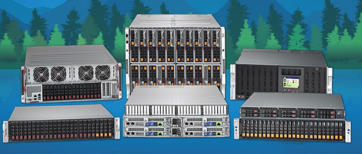 Los nuevos servidores de Supermicro para Cascade Lake ¡Ya en Flytech!
