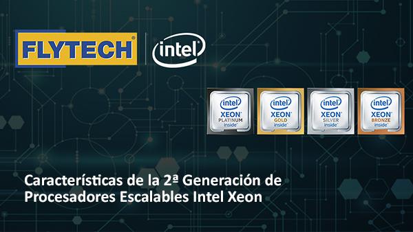 ¿Por qué comprar los Procesadores Escalables de Intel?