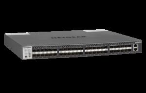 switch netgear prosafe m4300-48xf stackable flytech