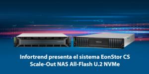 infortrend eonstor cs 4000u flytech storage almaenamiento